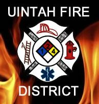 Uintah Fire District logo